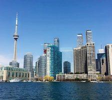 Toronto Building Canada Skyline Ontario