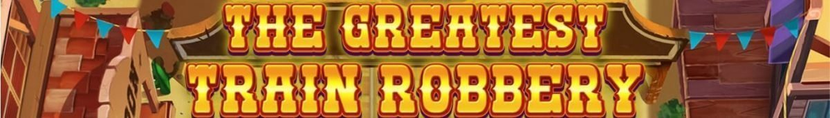 The Greatest Train Robbery 1365 x 195