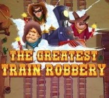 The Greatest Train Robbery 270 x 218