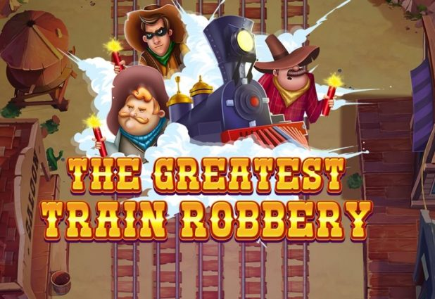 The Greatest Train Robbery 908 x 624