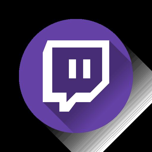 Twitch TV icon logo