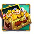 Treasure chest symbol