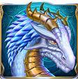 Rise of Merlin symbol - dragon