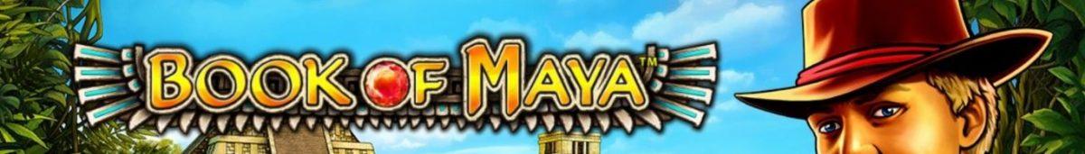 Book of Maya 1365 x 195