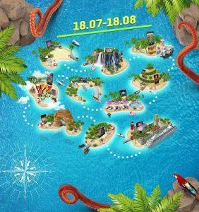 Guts Summer Cruise Promo