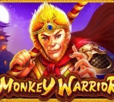 Monkey Warrior 270 x 218