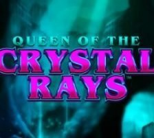 Queen of the Crystal Rays 270 x 218