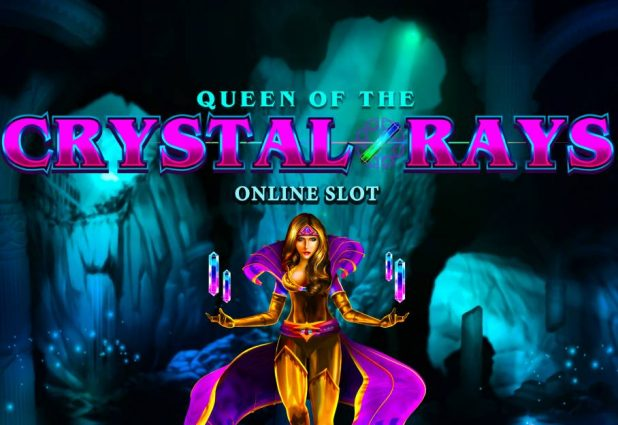 Queen of the Crystal Rays 908 x 624