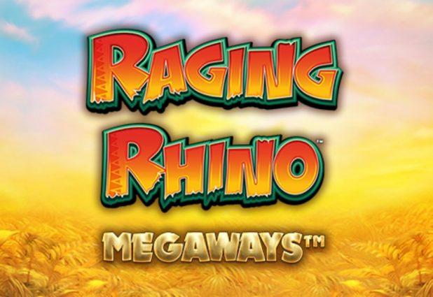 Raging Rhino Megaways 908 x 624