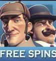 Sherlock of London Free Spins Symbol