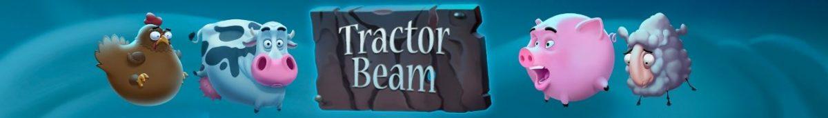 Tractor Beam 1365 x 195