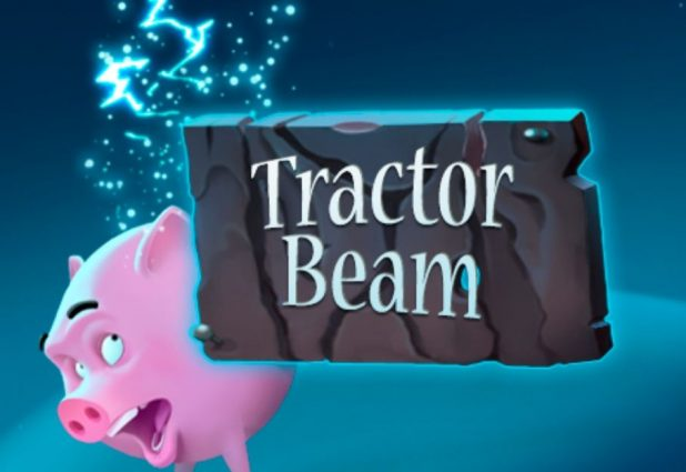 Tractor Beam 908 x 624