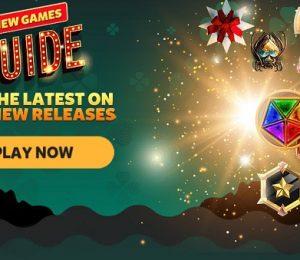 Vegas Luck promotions screenshot