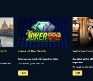 Viggoslots promotions screenshot-min