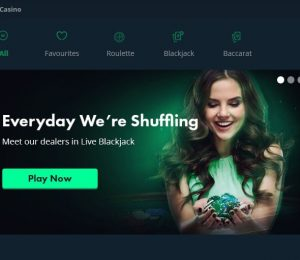 Volt Casino - Live Casino screenshot