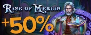 Rise of Merlin Game of the Week at Mobil6000