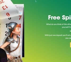 44Aces Free Spins Promotion Screenshot