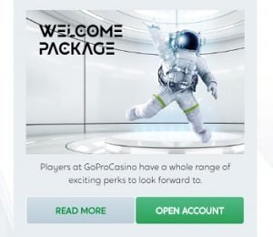 GoPro Casino Promotions