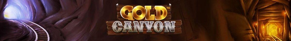 Gold Canyon 1365 x 195