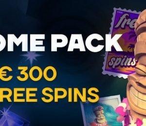 Golden Star Casino welcome bonus screenshot