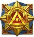 The Shadow Order Collection Tile symbol