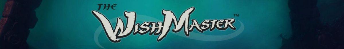 The Wish Master 1365 x 195