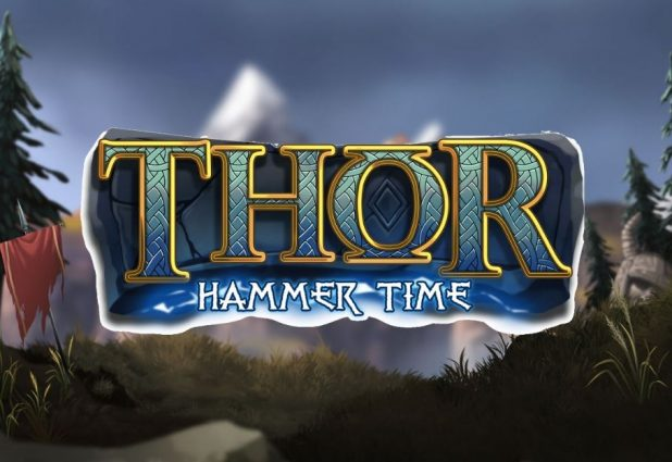 Thor Hammer Time 908 x 624