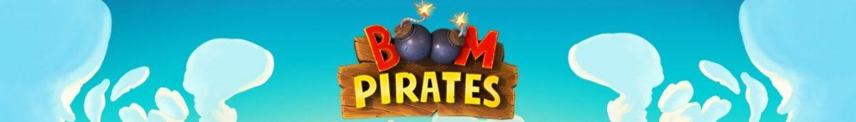 Boom Pirates 1365 x 195