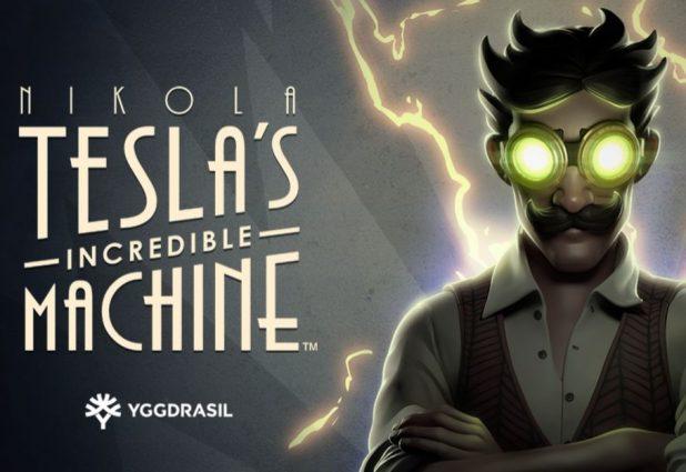 Nikola Tesla's Incredible Machine 908 x 624