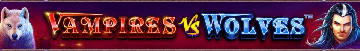 Vampires vs Werewolves 1365 x 195