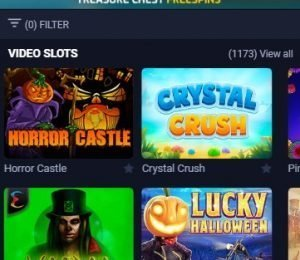 EvoBet games screenshot