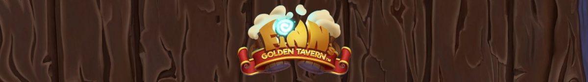 Finn and the Golden Tavern 1365 x 195