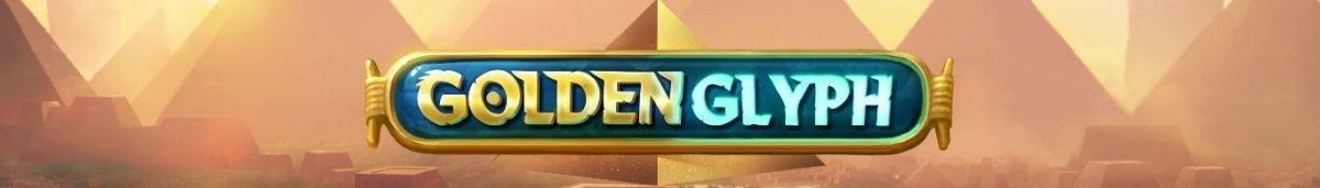 Golden Glyph 1365 x 195