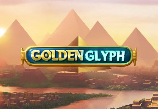 Golden Glyph 908 x 624