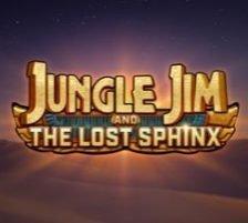 Jungle Jim The Lost Sphinx 270 x 218