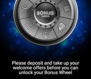 Mummys Gold bonus wheel