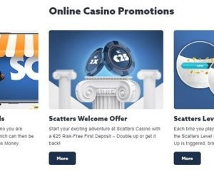 Scatters Promotions