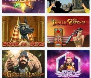 Svenbet Casino popular slots