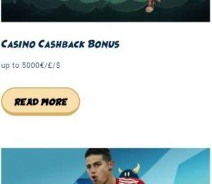 Svenbet Casino promotions