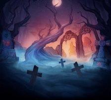Zombie Queen background