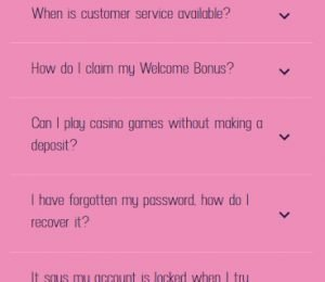 Gambola Casino FAQ