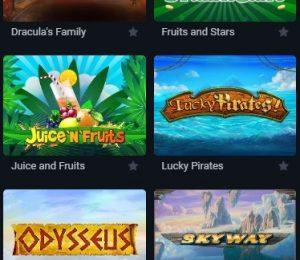 Native Gaming top slots