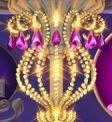 Rising Royals Chandelier Meter