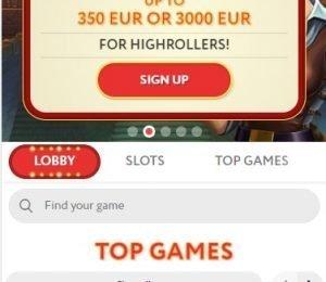Slot Wolf Homepage