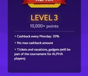 Slot Wolf VIP Program