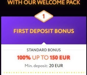 Slot Wolf Welcome Bonus