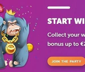 CashiMashi welcome bonus