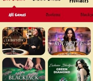 Casoola Casino Game Categories