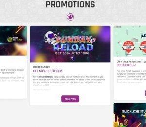 Universal Slots Promotions