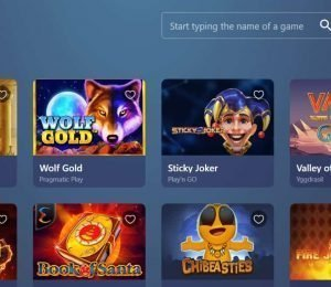 Casinoin popular games